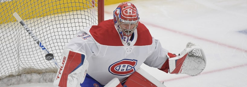 NHL picks Carey Price