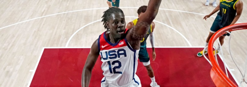 Top 4 Olympic Betting Picks for Friday, August 6th (2021)