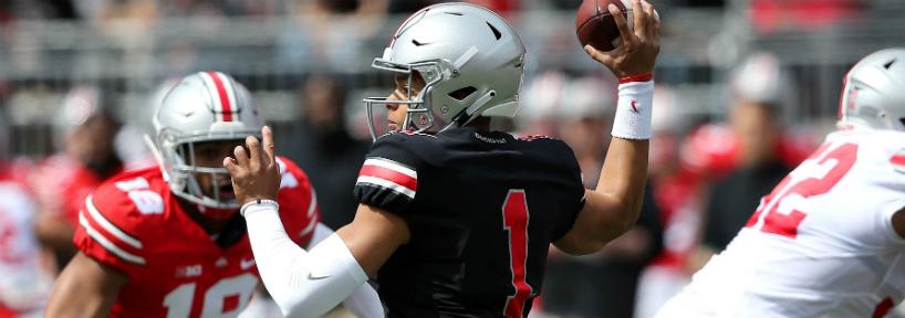 College Football Parlay Picks: Week 1 | BettingPros