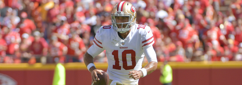 Early NFL Week 1 Lines and Predicted Movement | BettingPros