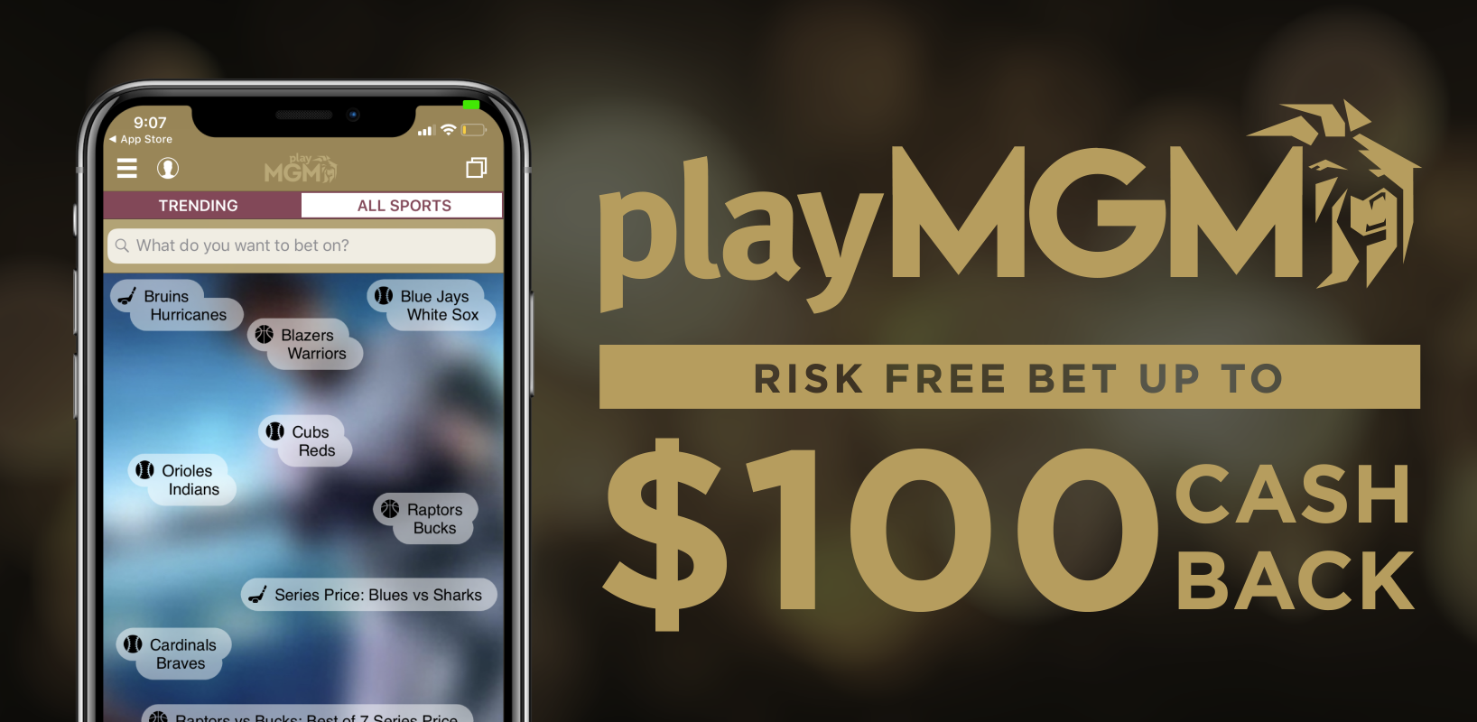 playMGM Sportsbook
